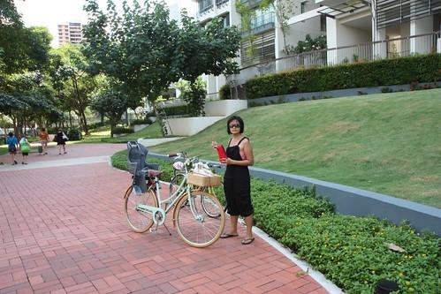 holland village - east coast park cycling