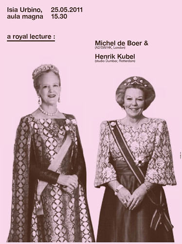 A Royal Lecture