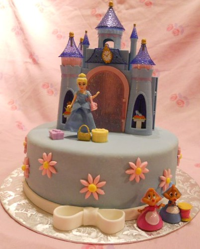 Castle Cake Toppers For Birthdays. This Castle Cake was made for