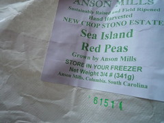 anson mills red peas