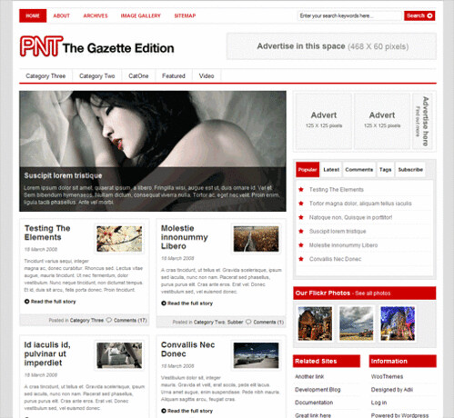 3 The Gazette Edition