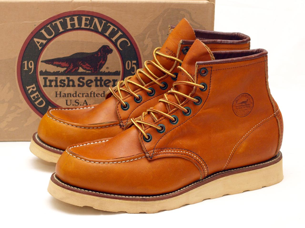 Red Wing / #875-3 Irish Setter