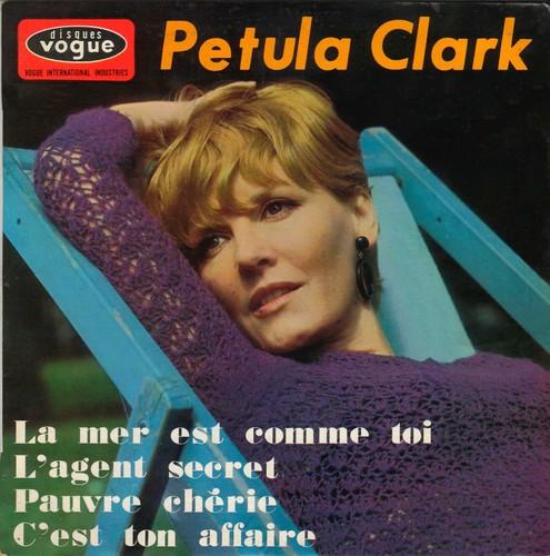 Clark, Petula - La Mer est comme toi - u.a.1966
