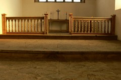 Chancel, St. Peter - Wolfhampcote