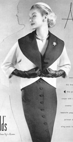 MyVintageVogue: Models » Sunny Harnett » Jerry Gilden 1956 - Sunny ...