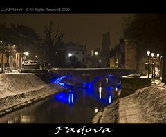 Winter's Padova ( LightMirror) Tags: italy italia raw nocturne italians padova notturno blueribbonwinner lightmirror nikond700 rivierapaleocapa