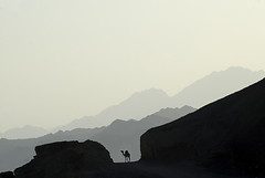 egypt.dahab.120908__DSC0752 (ommphoto) Tags: travel sunset mountains silhouette landscape dusk dahab egypt middleeast atmosphere snorkeling owen camels murray bluehole egy ommphoto