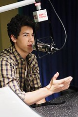 Nick Jonas on Radio Disney 1/6/09 (mrsjoejonas2294) Tags: hot cute sexy beautiful smiling laughing radio joseph paul franklin pretty kevin securityguard live air nick january handsome joe jr frankie nicholas listening k2 microphone jb mic talking beanie 2009 recording takeover bodyguard diabetes radiodisney dogtag rolemodel callin jonasbrothers franklinjonas bigrob frankthetank joeadam josephjonas jonasbros nickjonas djdanger pauljonas kevinjonas joejonas nicholasjerryjonas josephadamjonas jobros nicholasjonas bonusjonas frankiejonas demilovato nicholasjerry josephadam paulkevinjonas paulkevin joeadamjonas paulkevinjonassr paulkevinjonasii nickjerryjonas robertfeggans kevinjonasii nickjerry kevinjonasjr volcanoice frankienathaniel franklinnathaniel frankienathanieljonas franklinnathanieljonas denisemariemillerjonas