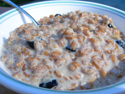Rolled Wheat Hot Breakfast Cereal