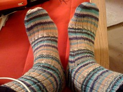 January socks