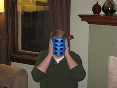 Who is that masked man? (katbaro) Tags: glasses 3d superbowl 3dglasses