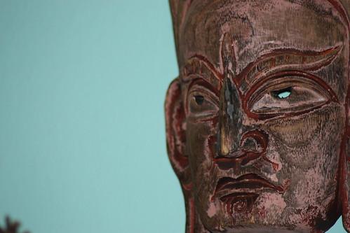face mask tribal