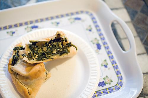 Downtown Lunch: Reuben's Empanadas