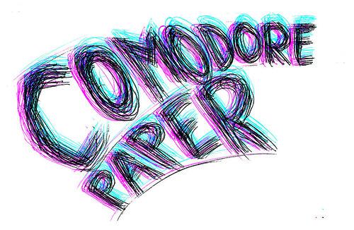 comodorepaper