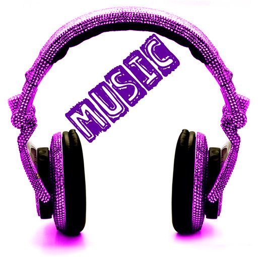 Music - Hot Pink Headphones by ?Maddie ?