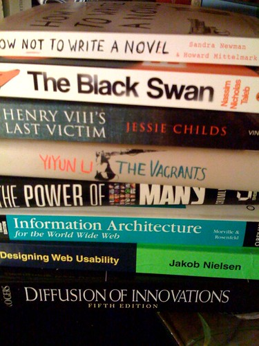 Which one should I start reading first? Dont say Jakob Nielsen, please!