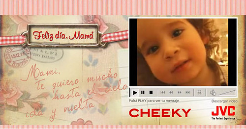 Cheeky home promoción video
