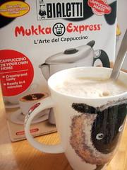 my new Mukka