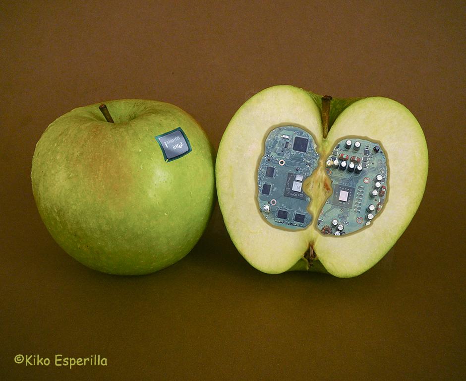 Manzanas eléctricas