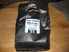 Little Black Box Bag