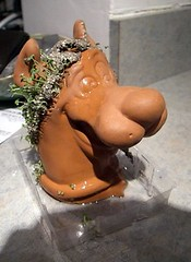"dog plant fun grow seed canine chia gift tacky seen tv"" ""as television"" pet"" ""scooby doo"" ""chia"