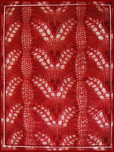 triinu lace scarf
