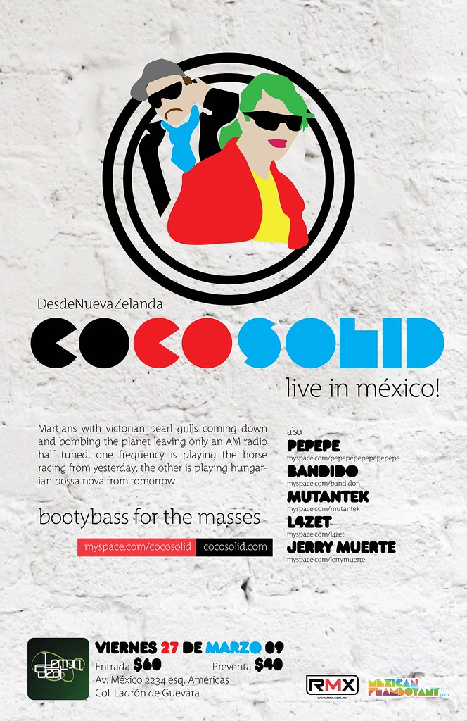 COCO SOLID LIVE