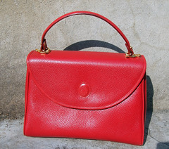 Mark Cross handbag circa 1960s