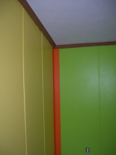 Boo's Room Colors
