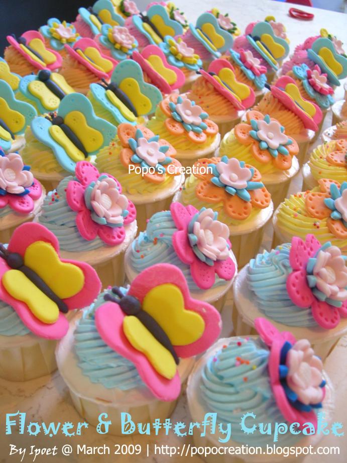 Cheerful cake