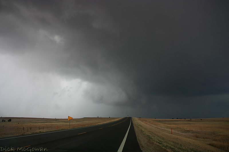 March 23 Herrington KS Supercell