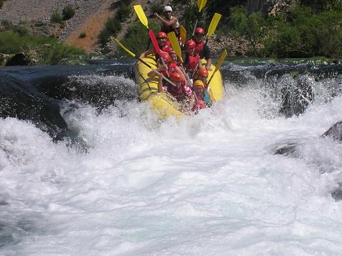 Rafting na Zrmanji