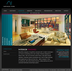 Northside PIers - residences (Cristian Bosch) Tags: screenshots webdesign template mockups webtemplate mockdesign webcomps