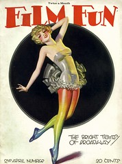 Film Fun 1928 (bollesbiggestfan1) Tags: film magazine movie fun retro pulp flapper pinup enoch bolles