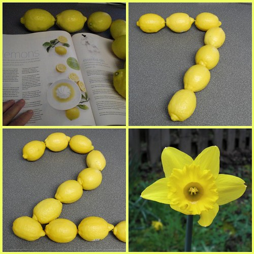 7 Days:2 - All things Yellow