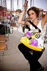 ngel robot (lascosasdehule) Tags: de robot venezuela cosas caracas and bolsos carteras nicol hule brazaletes zarcillos acaros engberts