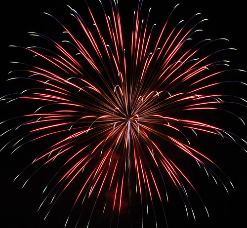 Wooster Fireworks