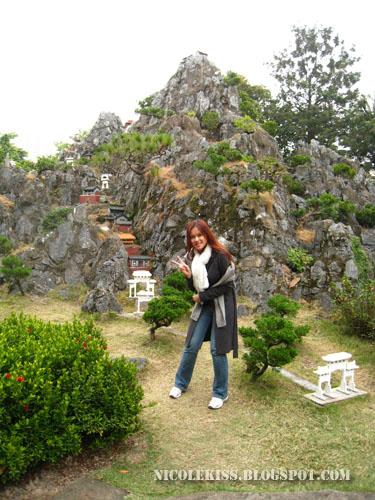 me and Mount Taishan 2