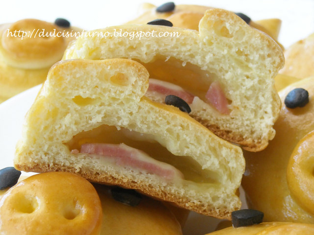 I Maialini Pan Brioches - Interno