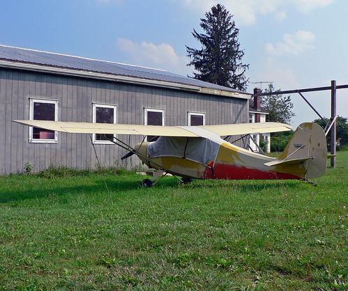Aeronca 7AC Champ (N83559)