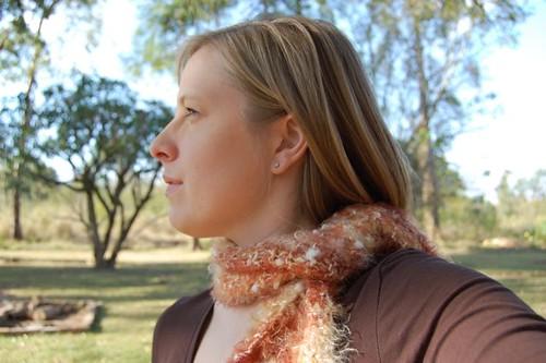britt's scarf
