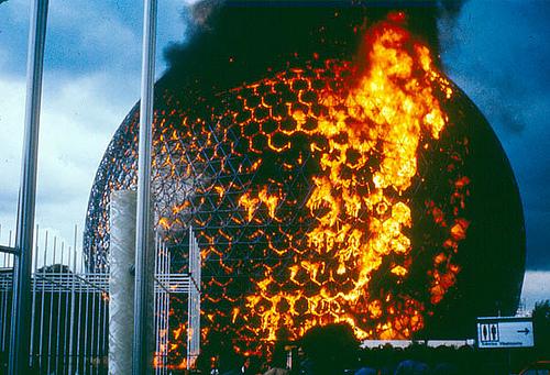 Biosphère, Expo 67, Montreal
