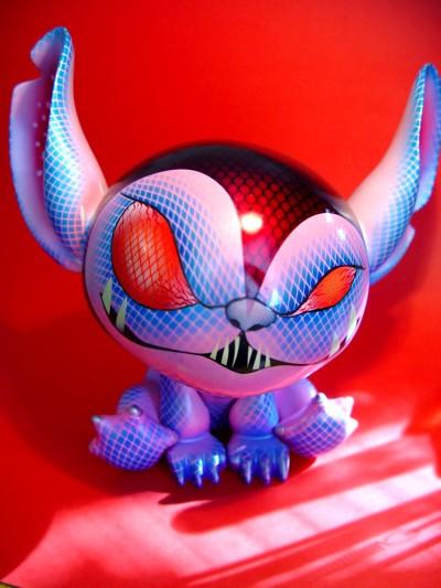 MINDstyle Stitch Experiment 626