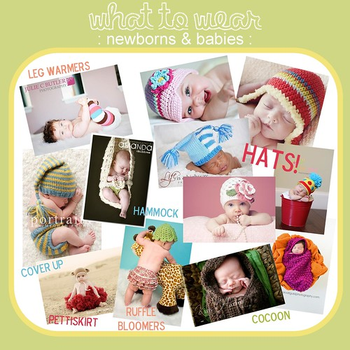 What to Wear newborn and babies