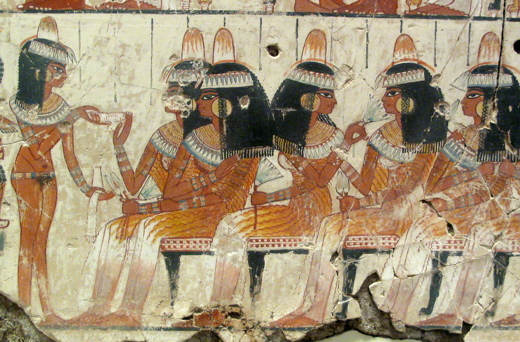 The world 39 s best photos by thorskegga flickr hive mind for Ancient egyptian tomb decoration