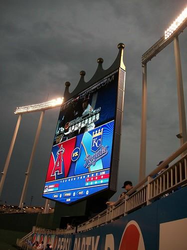 Kansas City Royals.