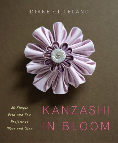 kanzashi in bloom