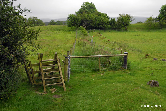 More styles of Stiles - Offa's Dyke Path