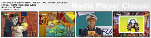 Fun House   Series 8 (1996) [PDTV (XviD)] preview 3