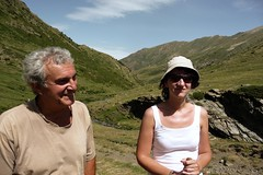 Mrs B has been out with the village walking group (daviddb) Tags: nuria phew eyne